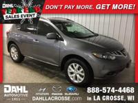 2014 Nissan Murano SL CARFAX One-Owner. *PANARAMIC