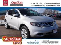 Recent Arrival! Clean CARFAX One-Owner.  Autofair