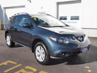 Accident Free Carfax! 2014 Nissan Murano SL,