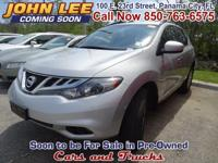 ONLY 24,853 MILES..! This one-owner 2014 Nissan Murano