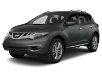 Clean CARFAX.  This 2014 Nissan Murano S AWD at Hyundai