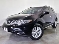 CARFAX One-Owner. Certified. Super Black 2014 Nissan