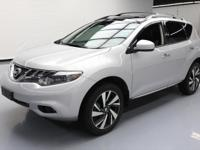2014 Nissan Murano with 3.5L V6 Engine,Leather