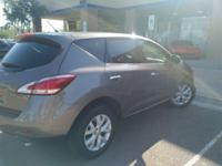 CARFAX One-Owner. 2014 Nissan Murano S FWD CVT with