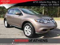 Check out this 2014 Nissan Murano SL. Its Variable