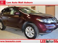 2014 Nissan Murano SL Midnight Bluetooth, Hands free