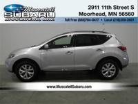 Step into the 2014 Nissan Murano! You'll appreciate its