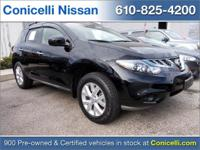 PREMIUM & KEY FEATURES ON THIS 2014 Nissan Murano