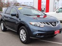 This Nissan Certified 2014 Nissan Murano SL is Priced