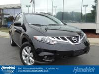 Options:  2014 Nissan Murano Sl|Super Black/Black|V6