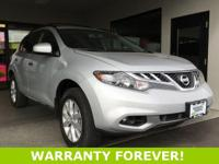 Recent Arrival! 2014 Nissan Murano SV 4D Sport Utility