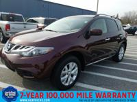 Check out this gently-used 2014 Nissan Murano we