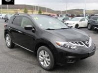 2014 Nissan Murano SV Williamsport area. LOCAL TRADE,