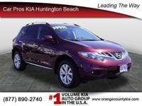 This tried-and-trued 2014 Nissan Murano will have you