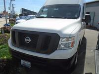 """WOW !! MUST SEE. THIS NISSAN CARGO VAN HAS ONLY"
