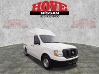 Body Style: Van Engine: 6 Cyl. Exterior Color: Glacier