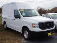 Exterior Color: glacier white, Body: Cargo Van, Engine: