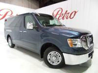 2014 Nissan NV PassengerCARFAX One-Owner. Clean