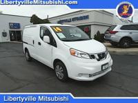 Options:  2014 Nissan Nv200 Sv|Priced Below Kbb Fair