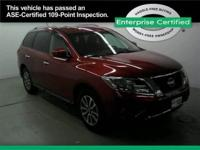 2014 Nissan Pathfinder 4WD 4dr S 4WD 4dr S Our Location