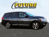Body Style: SUV Engine: 6 Cyl. Exterior Color: Dark