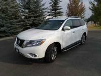 2014 Nissan Pathfinder Platinum, /, V6 3.5 L Variable,
