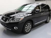 2014 Nissan Pathfinder with 2.5L I4 gas/electric Hybrid
