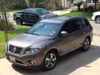 sell  2014  Nissan Pathfinder