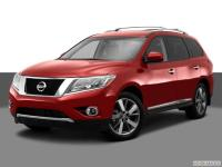 2014 Nissan Pathfinder Platinum Brilliant 4WD CVT with