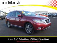 Introducing the 2014 Nissan Pathfinder! Boasting the