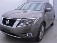 CARFAX 1-Owner, Extra Clean. Mocha Stone exterior and
