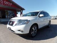 Options:  2014 Nissan Pathfinder Offering A Brilliant