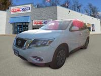 This 2014 Nissan offered at Certicare  Huntington.  The