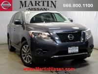 Carfax 1 owner!!! Martin Nissan has a wide selection of