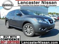 Presented in Dark Slate, our One Owner 2014 Nissan