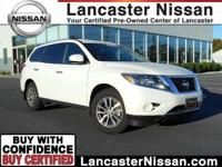 Presented in Moonlight White, our One Owner 2014 Nissan
