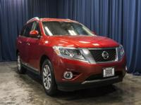 One Owner Clean Carfax 4x4 SUV with 3rd Row Seats!