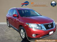 Sensibility and practicality define the 2014 Nissan