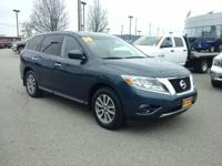 Dishman Dodge is excited to offer this 2014 Nissan