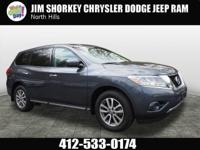 Recent Arrival! 2014 Nissan Pathfinder CARFAX