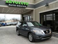 Sturdy and dependable, this Used 2014 Nissan Pathfinder