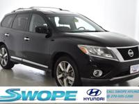 Priced below KBB Fair Purchase Price! This 2014 Nissan