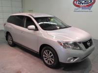 2014 Nissan Pathfinder S** 26 MPG **  The 2014 Nissan