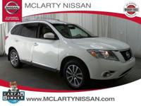 Don't let the miles fool you! At McLarty Nissan NLR,