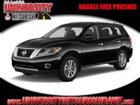 **HAGGLE FEE PRICING** 2014 Nissan Pathfinder with It
