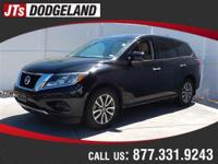 Options:  2014 Nissan Pathfinder Sl|Black/|V6 3.5 L