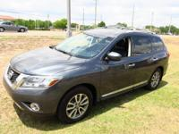 This Nissan Pathfinder is Certified Preowned! CARFAX