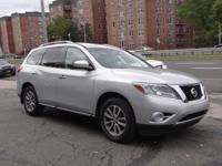Look at this 2014 Nissan Pathfinder SV. Its Variable