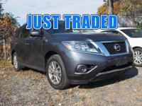 ALLOY WHEELS ,,BLUETOOTH, Buy Smart  Nissan Certified