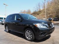 2014 Nissan Pathfinder SV New Price! CARFAX One-Owner.